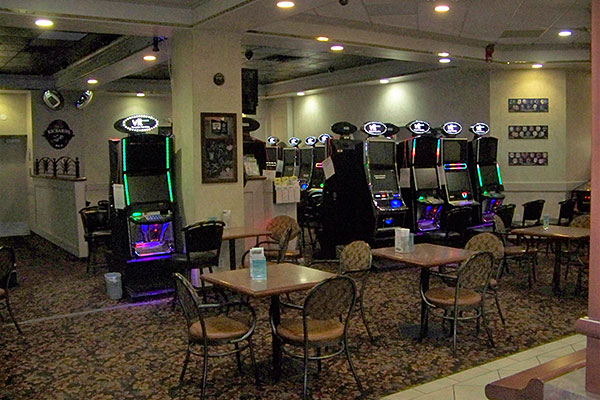 Stardust Lounge and VLT Games Room Edmonton